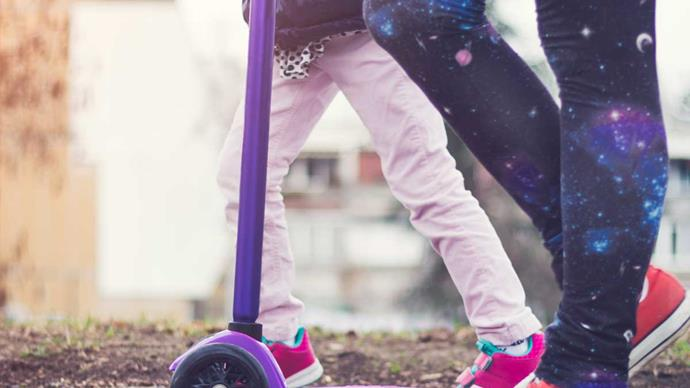 3 ways to make exercising fun for your kids