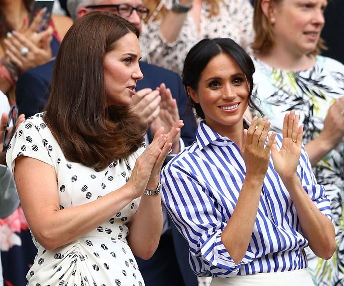 Inside Kate Middleton and Meghan Markle's blossoming friendship