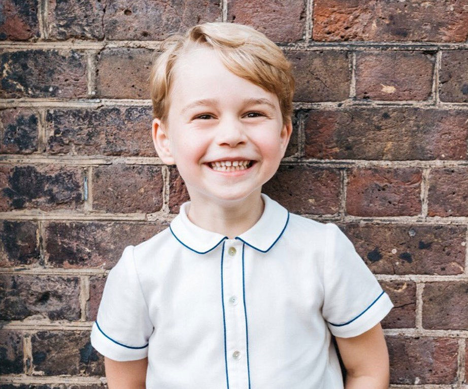 Prince George reportedly has no idea that he'll be the future King. *(Image: Getty)*
