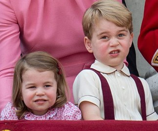 """Prince George """"isn't interested"""" in hanging out with Princess Charlotte"""