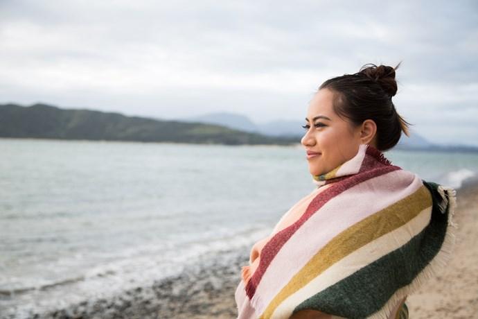 Pania – a beautiful sea maiden in a Maori myth
