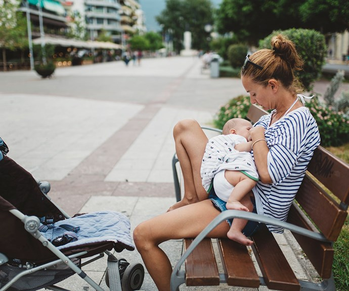 We just found out the right to breastfeed in public has not been a given in some parts of America - whaaaaat?