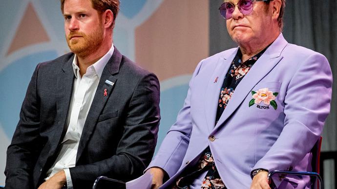 "Elton John gushes about Prince Harry and Meghan Markle's wedding: ""It felt like progress"""