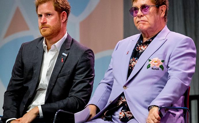 "Elton John gushes about Prince Harry and Meghan Markle's wedding: ""It felt like progress"""
