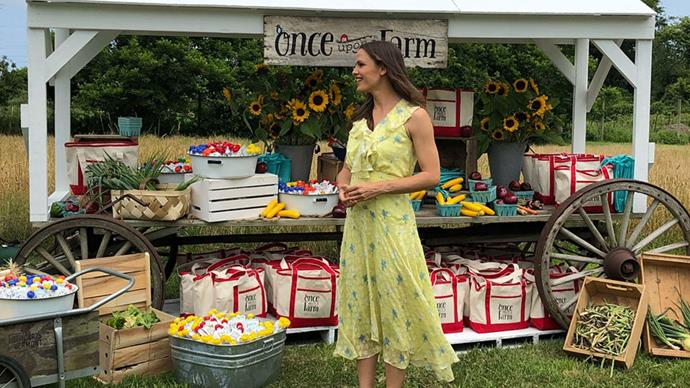 Jennifer Garner is changing the baby food industry with her new family business