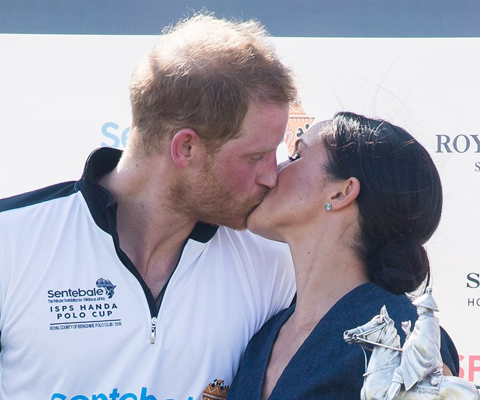 When royal couples kiss - a history of royal snogs