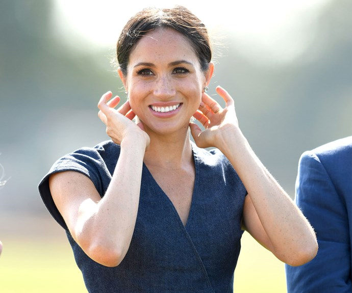 """Meghan Markle's meditation routine has been revealed: """"I am just happier"""""""