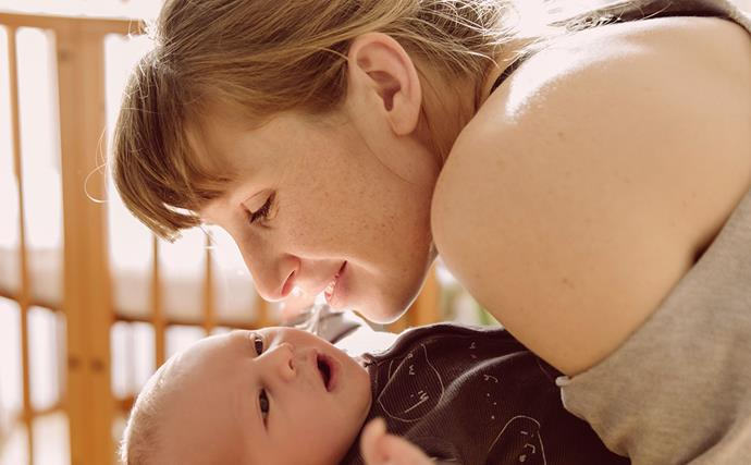 How to calm a crying baby - babycare advisor Dorothy Waide's top tips