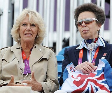 Who knew that Camilla and Princess Anne were once embroiled in a bitter love feud over the same man