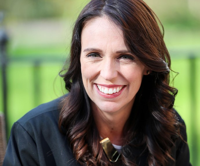 It's back to work for new mum Prime Minister Jacinda Ardern - with a little multi-tasking added in to the mix