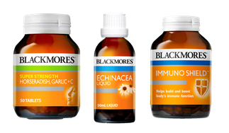 Win a Blackmores Cold, Flu and Immunity prize packs!