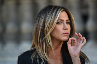 Jennifer Aniston puts paid to speculation about her not having children in the most dignified way