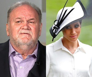Kensington Palace holds crisis talks about how to handle the Thomas Markle debacle
