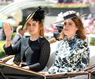 Princesses Eugenie and Beatrice open up about 'keeping it real', plastic-free weddings and whether they fight