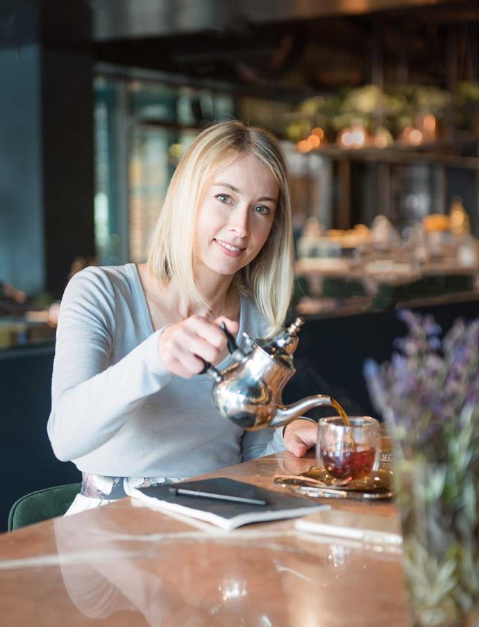 Tea curator Anna Kydd is the brew meister behind the tea pairings for the seven-course degustation menu at Auckland's Clooney restaurant.
