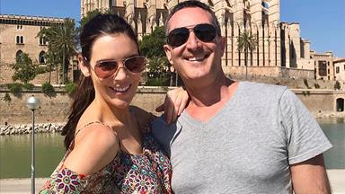 Tracey Jewel's holiday from hell as she and Patrick Kedemos break up and the police are called