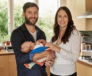 Jacinda Ardern reflects on a whirlwind first six weeks with baby Neve