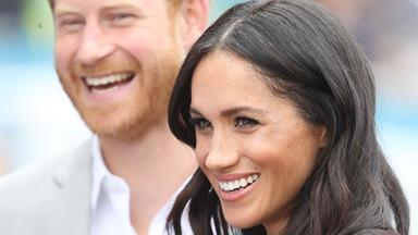 Prince Harry and Meghan Markle's nicknames for each other have been revealed