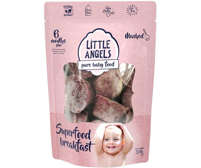 Win a 2-month supply of Little Angels!