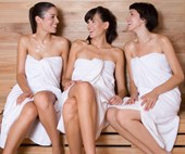 Time for a spa day! Turns out frequent sauna visits are linked to all kinds of health benefits