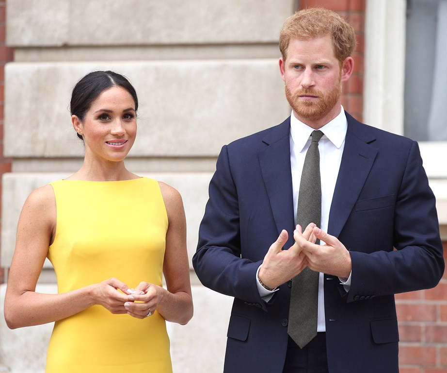 Meghan and Harry have filed a claim against the Mail On Sunday, following the publication of a private letter Meghan had written. *(Image: Getty)*