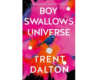 Win the NEXT September book of the month: Boy Swallows Universe