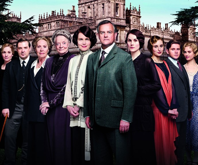 Excitement! Members of the Downton Abbey cast have held a mini reunion - here's why