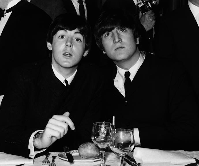 John Lennon Paul McCartney The Beatles