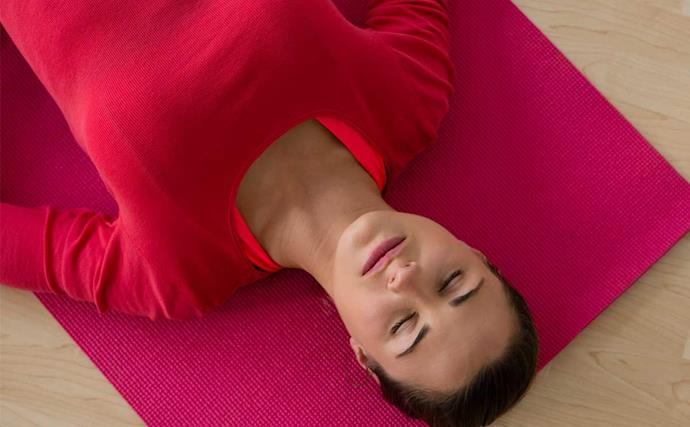 Yoga Nidra is the relaxation class you need for anxiety and stress