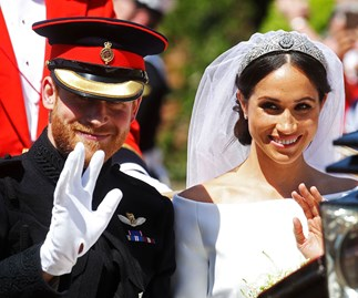It turns out Thomas Markle didn't attend Meghan Markle's first wedding either