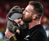 Kieran Read wants to put your children to sleep with a new podcast