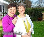 Dame Jenny Shipley and Helen Clark talk about their incredible friendship