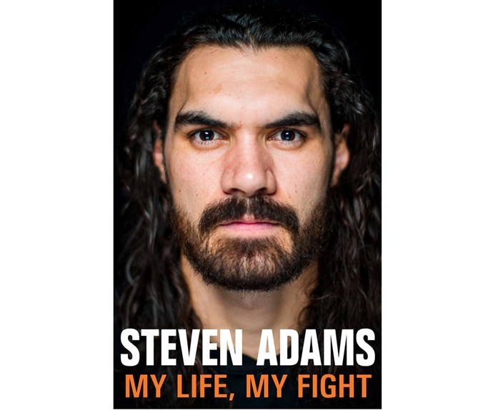 *Steven Adams: My Life, My Fight* (Penguin Random House, rrp $40). Available now.