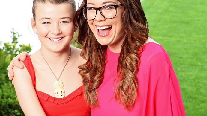The Block NZ's Amy Moore's emotional reunion with her daughter