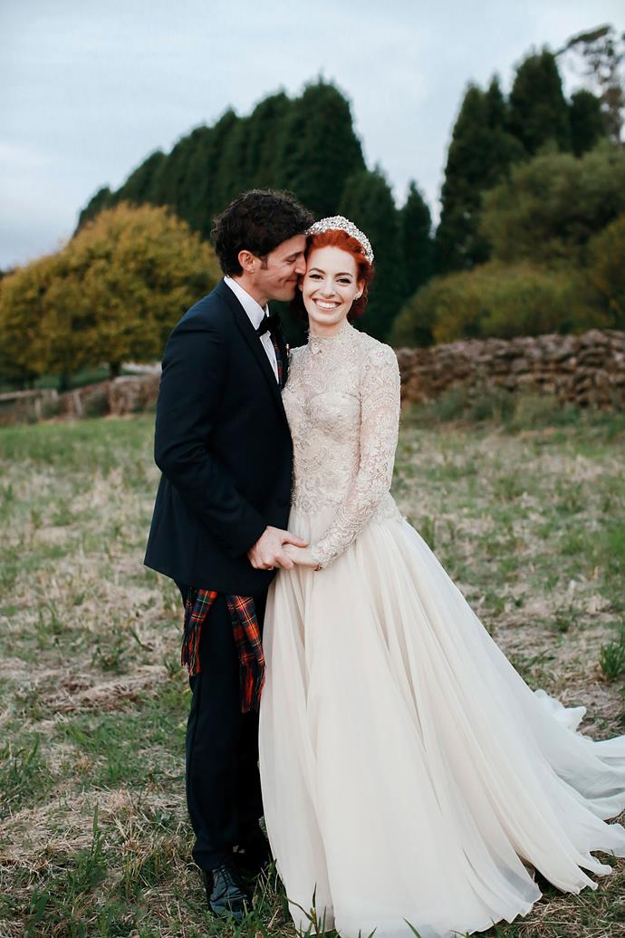 Emma married Purple Wiggle Lachlan Gillespie in 2016. The couple separated earlier this year.