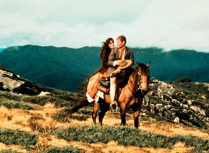 The role of Jessica Harrison in *The Man from Snowy River* opened doors for Sigrid.