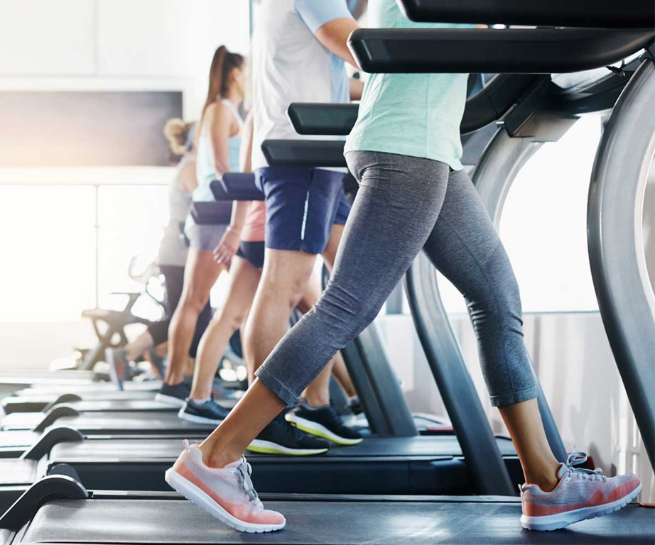 Walking into a gym for the first time can be intimidating, but it doesn't have to be! *(Image: Getty)*