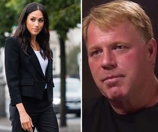 """Meghan Markle's brother Thomas Markle Jr has spoken out about their family drama: """"Meghan should have handled this differently"""""""