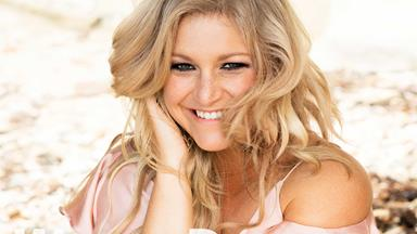 Toni Street gives her first interview after baby Lachie was born