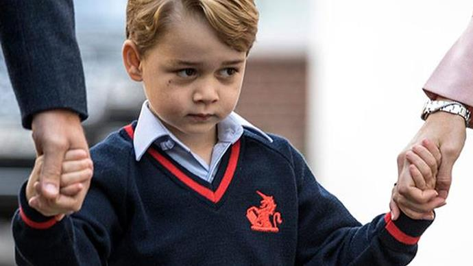 Why Prince George will be taking up ballet at primary school next year