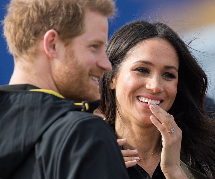 Prince Harry and Duchess Meghan have welcomed a new family member!