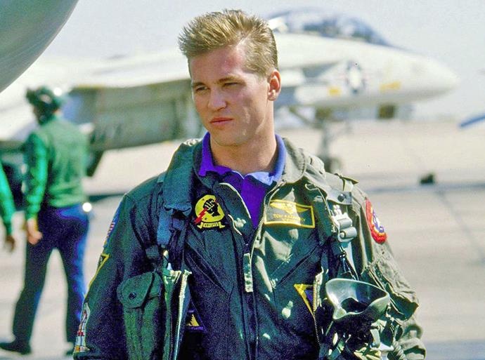 """**Val Kilmer is Commander Tom """"Iceman"""" Kazansky**  The only other returning face from the original film is Val Kilmer, whose character, """"Iceman,"""" was the """"frenemy"""" was even more arrogant than Maverick himself.  Kilmer even hinted that we might see a recreation of the famous volleyball scene, telling fans on Facebook """"I can't comment on the screenplay, but we all know what we want to see!"""""""