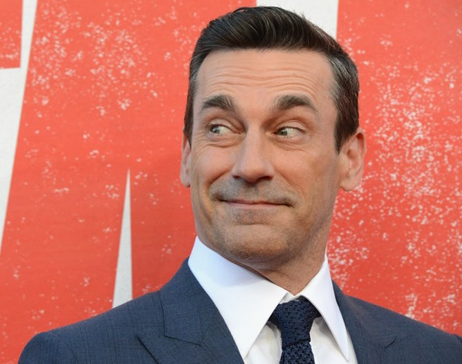 **Jon Hamm**  Don Draper himself, *Mad Men* star Jon Hamm, has just been announced as joining the cast. The announcement is so fresh, we don't have any more details, but stay tuned. The 47-year-old actor is bound to bring the right amount of swag to set.