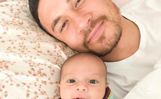 Sonny Bill Williams proves yet again he's the sweetest dad with adorable new pics of his son Zaid