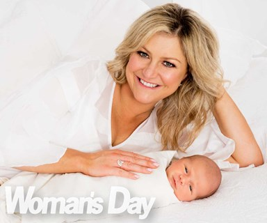 Toni Street opens up about the anguish and joy of welcoming her baby boy Lachie via surrogate