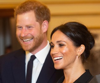 Meghan Markle and Prince Harry look adorable in matching outfits on date night