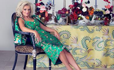 Inside the home of Dame Trelise Cooper
