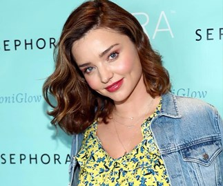 Miranda Kerr shares her best health, wellness and beauty tips