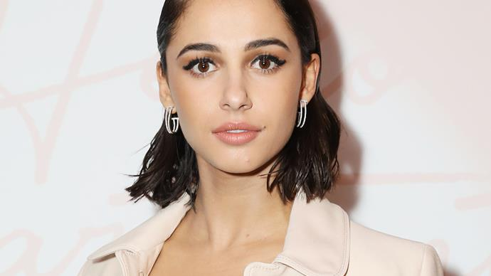7 things you need to know about Hollywood's hottest new actress Naomi Scott