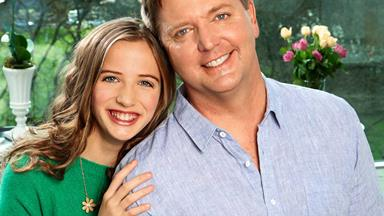 Shortland Street star Michael Galvin's heartwarming interview with his pride and joy - daughter Lily